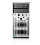 HP ProLiant ML310e Gen8 i3-3220 1P 2GB-U Non-hot Plug LFF 350W PS Entry Server