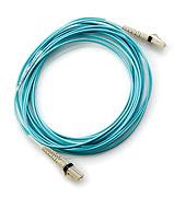 HP AJ836A LC-LC Multi-mode OM3 2 szálas, 5 m-es, 1 csomagos üvegszálas kábel