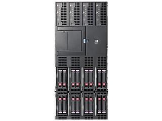 HPE Integrity BL890c i2 Server Blade Center facing