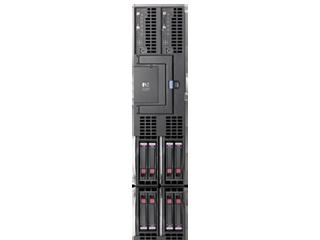 HPE Integrity BL870c i2 Server-Blade Center facing