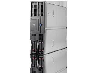 HPE Integrity BL870c i2 Server Blade Left facing