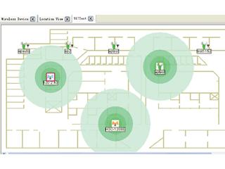 Módulo de software HPE IMC Wireless Service Manager con licencia electrónica de uso para 50 puntos de acceso Center facing