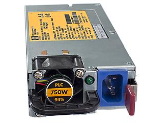 Kit module d'alimentation HPE Gold enfichable à chaud standard, 750W Center facing