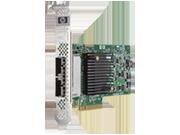 Adaptateur de bus hôte SAS HPE H221 PCIe 3.0