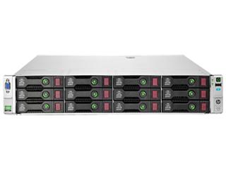 HPE ProLiant DL385p Gen8 6320 1P 16GB-R P420i/512 Hot Plug 12 LFF 750W PS Server Center facing
