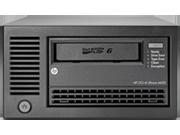 HPE StoreEver LTO-6 Ultrium 6650 SAS External Tape Drive