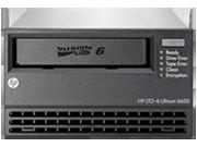 HPE StoreEver LTO-6 Ultrium(傲群)6650 SAS 内置磁带机