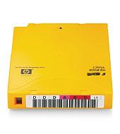 HP C7973A Ultrium 800 GB-os újraírható adatkazetta