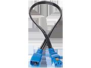HP 142257-B28 IEC C13-C14 opciós kábelkészlet