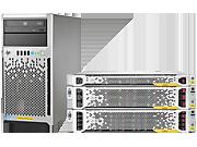 Sistema de almacenamiento HPE StoreEasy 1000