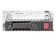 """Жесткий диск HPE, категория RW Midline, 1 Тбайт, SATA 6 Гбит/с, 7200 об/мин, большой форм-фактор (3,5""""), гарантия 1 год"""