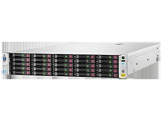 Almacenamiento SAS HPE StoreVirtual 4730 de 600GB Left facing