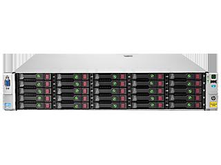 Almacenamiento SAS HPE StoreVirtual 4730 de 600GB Center facing