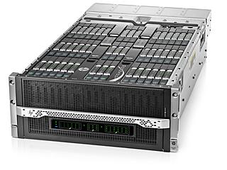 HPE ConvergedSystem 100 for Hosted Desktops Left facing