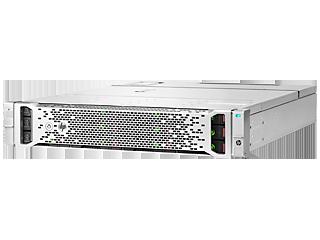 Paquete de 50 TB HPE D3700 que consta de 25 unidades de disco duro SAS de 2 TB, 12G, 7200rpm, SFF (2,5pulg.), portadora inteligente de línea intermedia Left facing