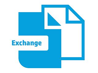 HPE 3PAR Application Software Suite für Microsoft Exchange Center facing