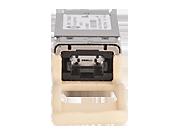 HPE X140 40G QSFP+ MPO MM 850nm CSR4 300m Transceiver