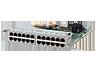 HPE JG426A FlexNetwork MSR 24-port Gig-T Switch HMIM Module