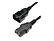 HP 142257-003 10 A-es, 3 m-es IEC320 C14-C13 hálózati elosztókábel