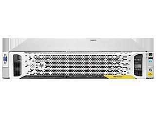 Controlador de archivos HPE 3PAR StoreServ Center facing