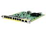 HP JG741A MSR 8-port 10/100/1000BASE-T / 2-port 1000BASE-X (Combo) Switch HMIM Module