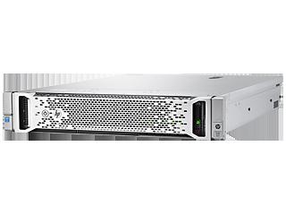 HPE ProLiant DL380 Gen9 Server Left facing