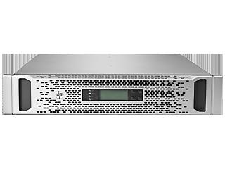HPE R18000 DirectFlow - 2U Rackmount Uninterruptible Power System Center facing