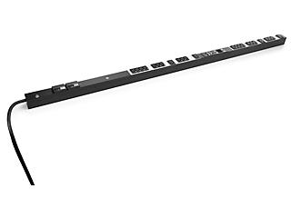 HPE Metered and Switched PDU, 7,3 kVA/60309, 3-adrig, 32 A/230 V, Ausgänge (20) C13, (4) C19/vertikal (INTL) Right facing