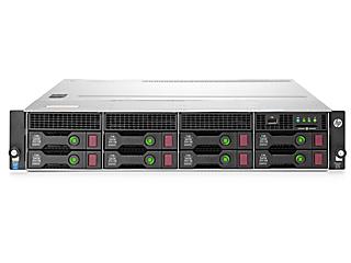 HPE ProLiant DL80 Gen9 Server Center facing