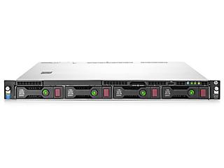 HPE ProLiant DL120 Gen9 Server Center facing