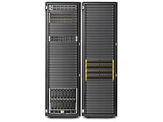 HPE ConvergedSystem 700 (CS700) Center facing