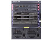 Chasis de conmutador HPE FlexNetwork 7506