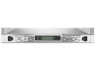 HPE R12000 DirectFlow - 1U Rackmount Uninterruptible Power System Center facing