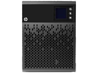 Sistema de alimentación ininterrumpida HPE T1500 G4 NA/JP Center facing