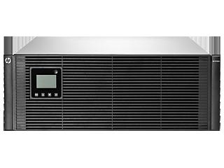 HPE R7000 4U IEC-32A High Voltage INTL Uninterruptible Power System Center facing