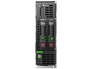 HPE ProLiant WS460c Gen9シリーズ Center facing