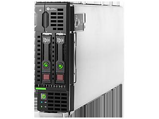 HPE ProLiant WS460c Gen9シリーズ Left facing