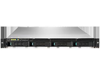 HPE Cloudline CL2100 G3 Server Center facing