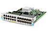 HP J9989A Aruba 12-port 10/100/1000BASE-T PoE+ / 12-port 1GbE SFP MACsec v3 zl2 Module