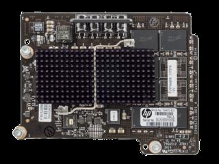 HPE 1.2TB PCIe x4 Lanes Read Intensive Mezzanine 3yr Wty Card Top view open