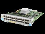 Aruba 20-port 10/100/1000BASE-T PoE+ / 4-port 1G/10GbE SFP+ MACsec v3 zl2 Module