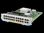Aruba 20-port 10/100/1000BASE-T PoE+ / 4-port 1/2.5/5/10GBASE-T PoE+ MACsec v3 zl2 Module