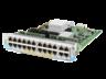 HP J9991A Aruba 20-port 10/100/1000BASE-T PoE+ / 4-port 1/2.5/5/10GBASE-T PoE+ MACsec v3 zl2 Module