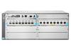 HP JL002A Aruba 5406R 8-port 1/2.5/5/10GBASE-T PoE+ / 8-port SFP+ (No PSU) v3 zl2 Switch