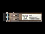 Одномодовый трансивер для маршрутизаторов Alcatel-Lucent 7x50, 1 разъем 1000BASE-LX, SFP, коннектор LC, 10 км