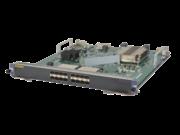 HPE 10500 16port 1/10GbE SFP+ SF Module
