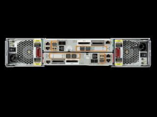 HPE 3PAR StoreServ 8200 2-node Field Integrated Storage Base Rear facing