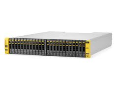 HPE 3PAR 8400 2 节点存储基础,带用于存储中心式机架的全包式单系统软件