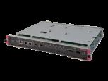 HPE FlexNetwork 7500 Fabric/Hauptverarbeitungseinheit mit 1,2 Tbit/s, 2 Anschlüssen, 40 GbE, QSFP+, nur für IRF