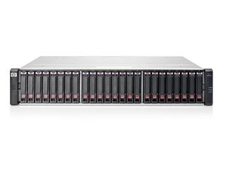 HPE MSA 2040 ES Dual Controller SAS 400GB Flash Bundle/S-Buy Center facing